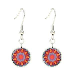 NEW Hippie Gypsy Boho Zen Dangle Drop Earrings